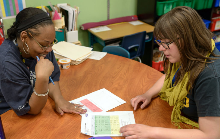 Collaborative Classroom Reading Curriculum ~ Teacher learning collaboration time and